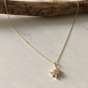 Jewelry - Starry Sun Necklace